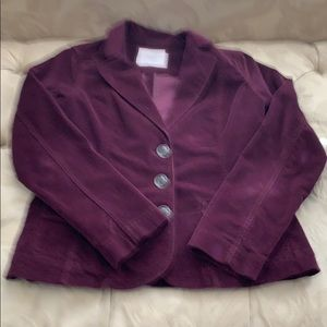 Ladies corduroy jacket